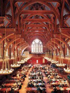 Harvard Annenburg