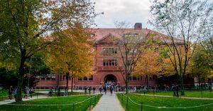 Harvard Seaver Hall